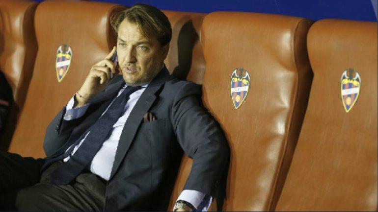 Presidenti i Levantes Duam kualifikim në tavolinë ndaj Barcelonës