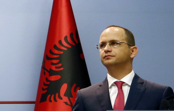 Image result for Ditmir Bushati