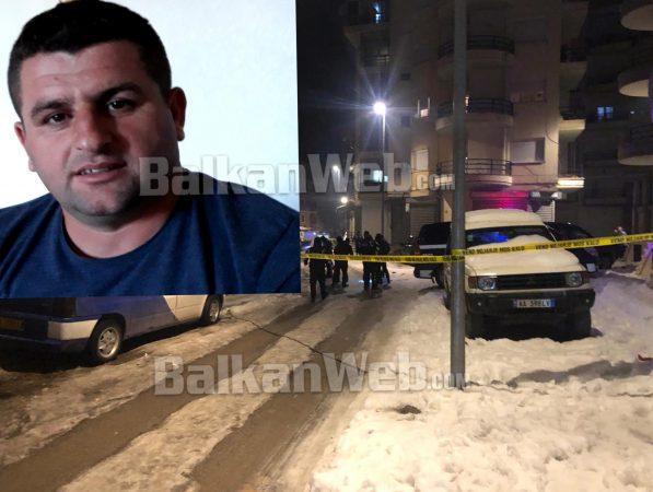 FOTO  U vra pas sherrit në lokal  ky është viktima në Korçë