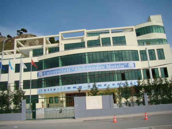 Universiteti Aleksandër Moisiu