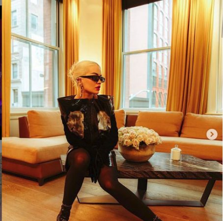 Frymëzimi im   Rita Ora uron për nënën për ditëlindjen