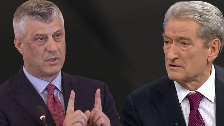 Hashim Thaci Dhe Sali Berisha (1)