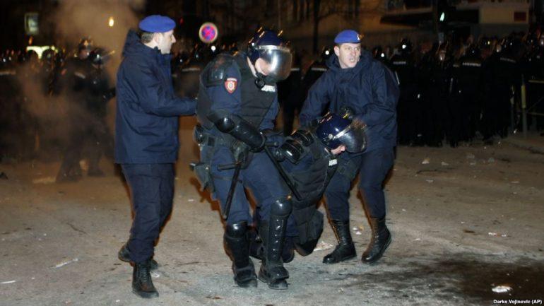 Incidenti Beograd