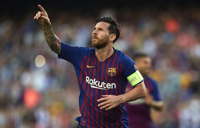 Barcelona lumturon tifozët, ylli ekipit gati për Real Madridin