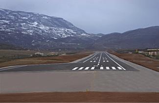 Aeroporti I Kukesit 822