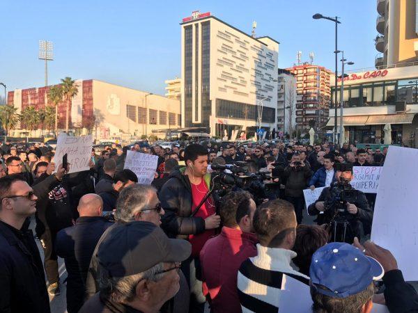 Vlore Protesta (3)