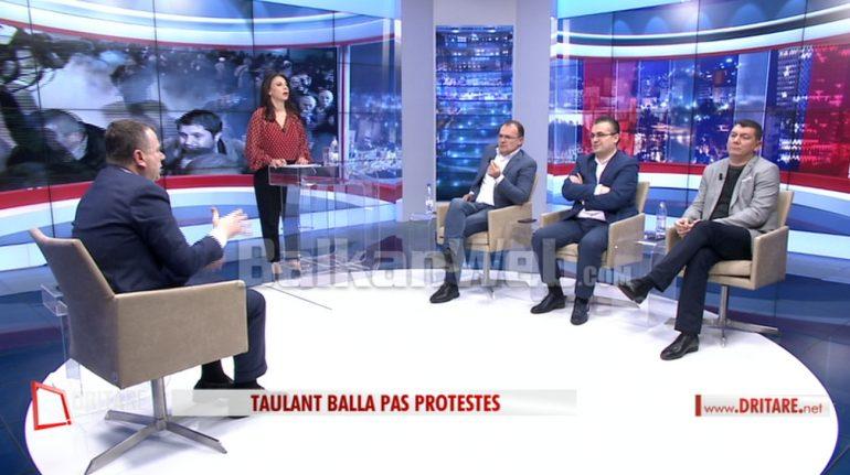 Balla Perballe Gazetareve