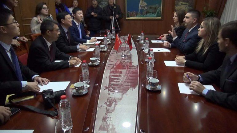 Bankers Ambasadori Kinez