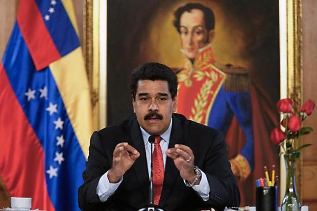 Maduro K7md 621x414@livemint
