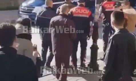 Shoqerohet Polici Shkoder