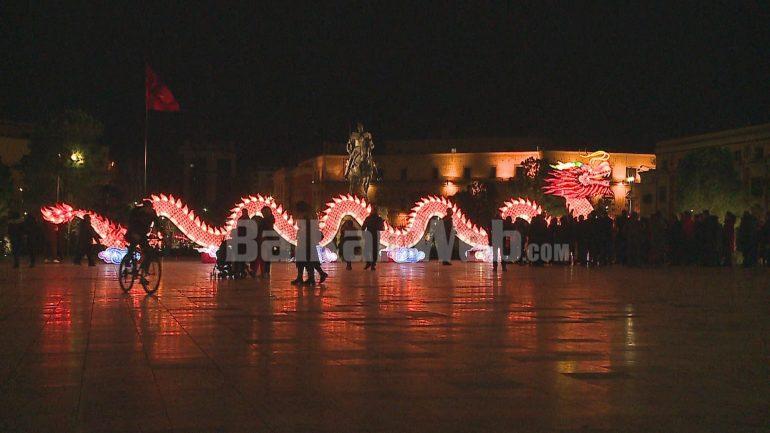 Viti I Ri Kinez Ne Tirane