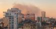 Zjarr Ne Tirane Prane Bashkise