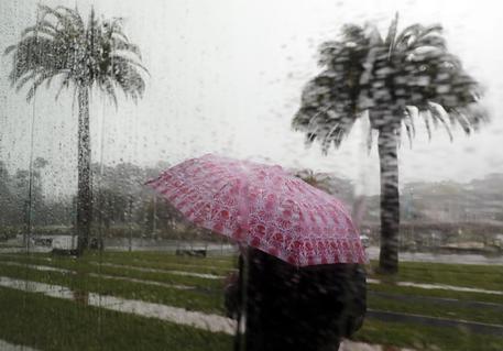 Rainy Weather In California