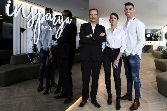 Ronaldo me biznes të ri  një klinikë për transplantimin e flokëve