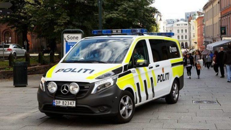 Norwegian Police Car Istock