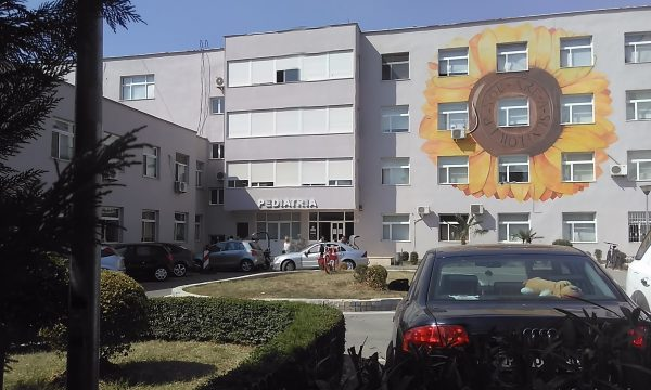Spitali Pediatrik Tirane 600x360