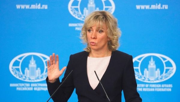 Foreign Ministry Spokeswoman Maria Zakharova At A Press Conference In Moscowx Russiax March 15x 2018 .jpg 1718483346