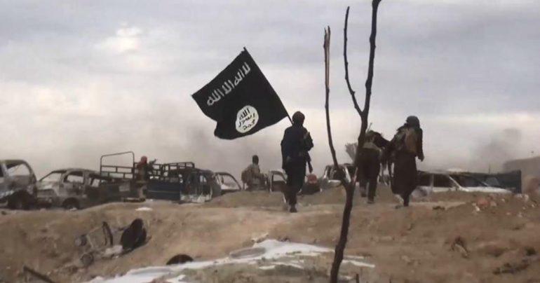 Isis Baghouz Last Stand