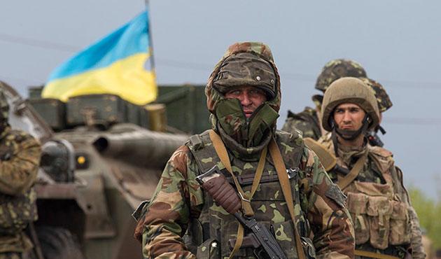 Ukrainee Soldiers