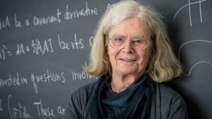 Një grua për herë të parë fituese e çmimit  Abel  në matematikë