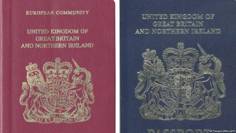 Be Pasaporta Britania