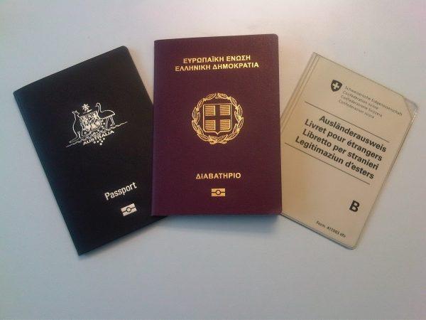 Greek Passport1