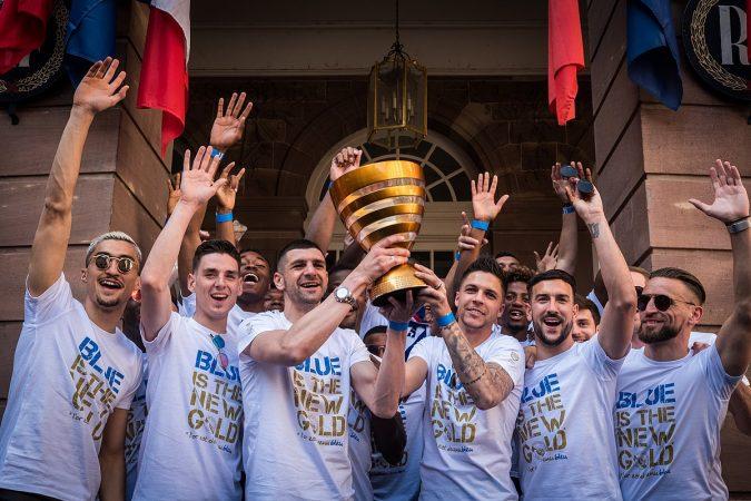 Rcsa Coupe De La Ligue Hôtel De Ville Strasbourg 31 Mars 2019