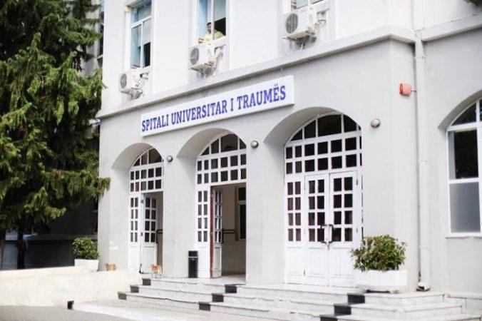 Spitali Universitar I Traumes