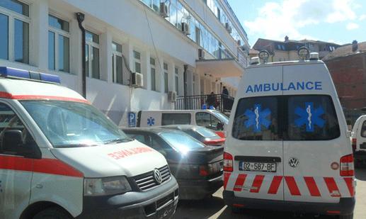 Ambulance Kosove