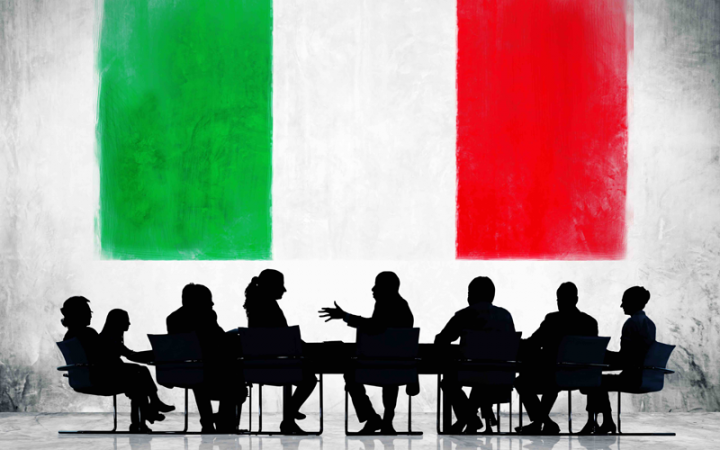 Business Italy Photo