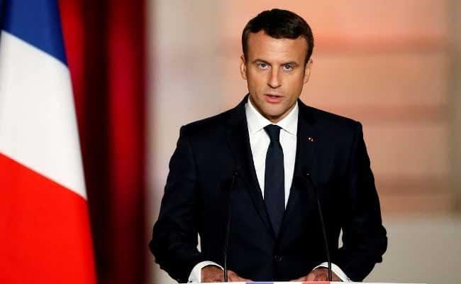 Emmanuel Macron Inauguration Speech Afp 650x400 81494769162