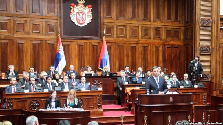 Kuvendi Serb