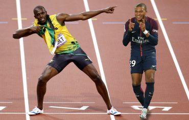 Mbape Bolt