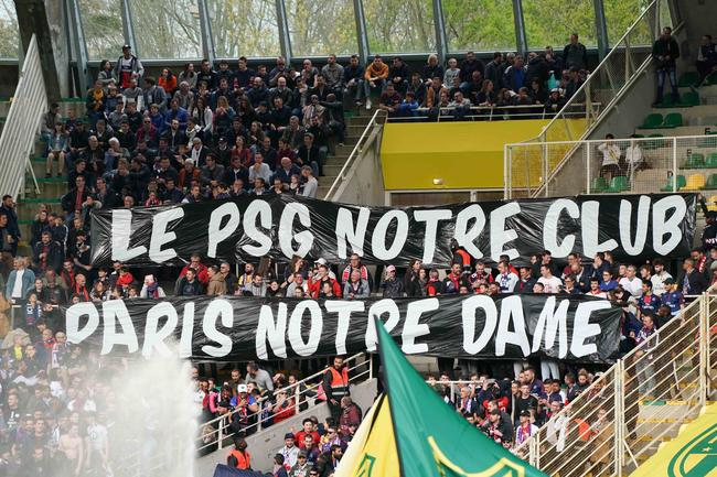 Psg Paris Jouera Le Titre Avec Un Maillot Special Notre Dame Supporters Psg 13,250835