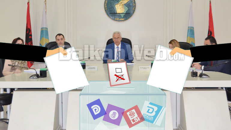 Zgjedhje Vendore