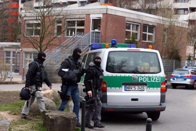 Gjermani  policia operacion gjigant kundër krimit të organizuar