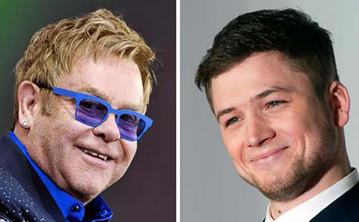 Taron Egerton To Portray Elton John