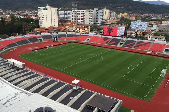 Arena Elbasan 1