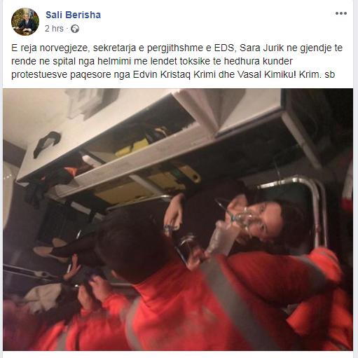 Berisha Fb 1