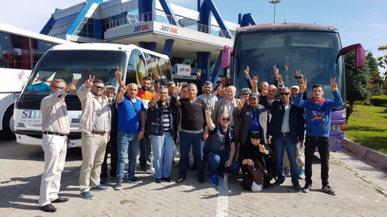 Gjirokaster Protestuesit (2)