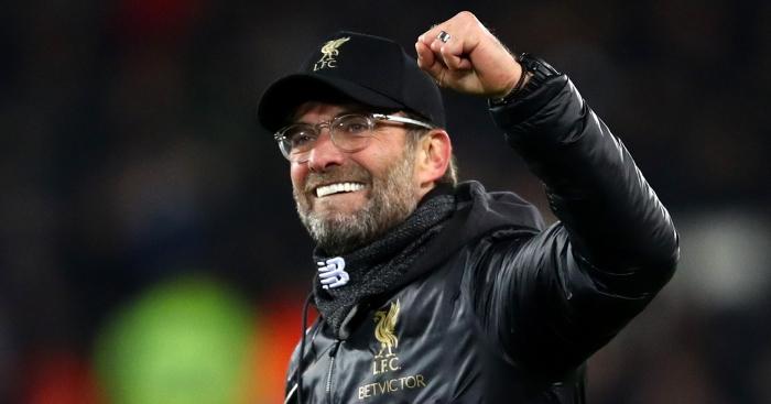 Jurgen Klopp Liverpool Anfield Napoli