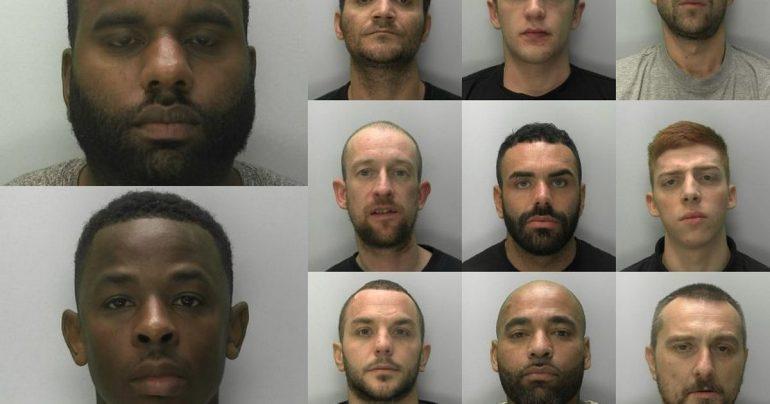 Shkatërrohet banda e kokainës në Angli mes tyre 2 shqiptarë Emra