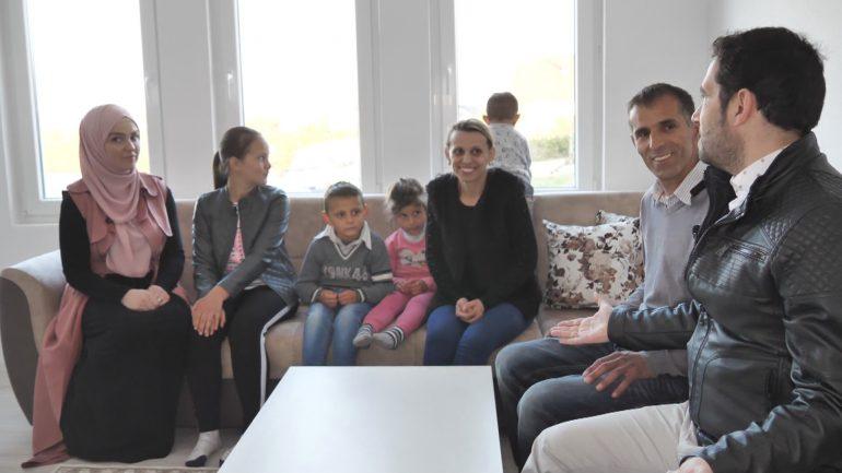 Mitrovice Familja E Varfer Shtepia E Re