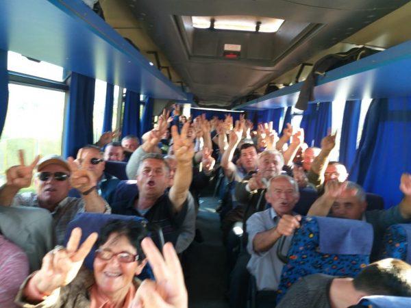 Protestues Elbasan