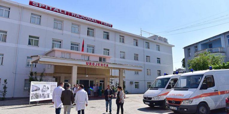 Spitali Fier