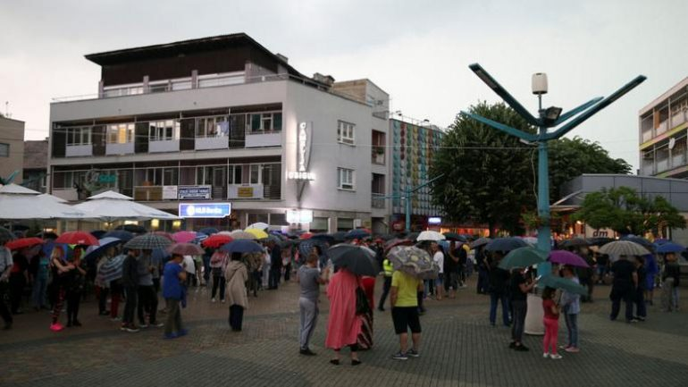 773x435 Bosnians Protest Against Migrant Influx In Border Town