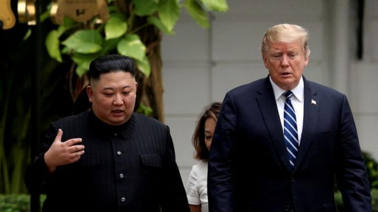 773x435 Trump Says He Will Not Meet With North Koreas Kim During G20 Trip