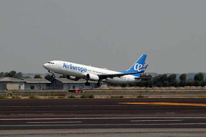 Aerei:nel 2019 Air Europa Potenzia Posti Aerei E Nuove Rotte
