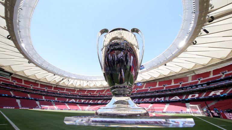 Tottenham Hotspur V Liverpool Uefa Champions League Final