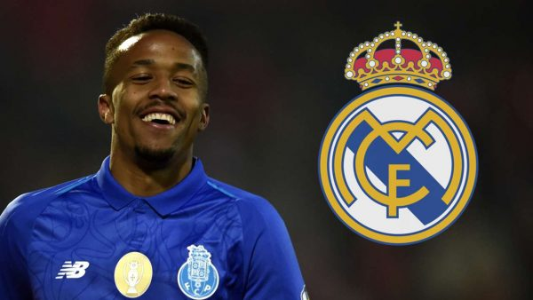 Eder Militao Real Madrid Edsoehmy3qx313tgmtxbsdp4c